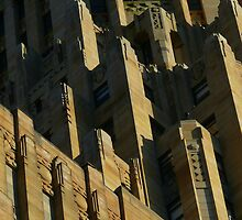 Art Deco in The Sun by JKKimball