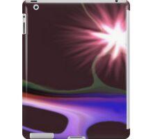 Tree of light iPad Case/Skin