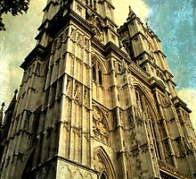 Westminster Abbey Towers by Jonicool