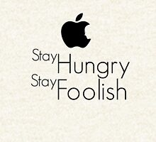 Stay Hungry, Stay Foolish - Steve Jobs 1955 - 2011 Hoodie