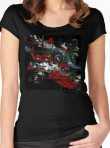 Dimensions Women's Fitted Scoop T-Shirt
