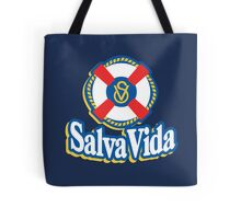 Salva Vida Cerveza - Beautiful Central American Beer of Honduras Tote Bag