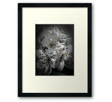 Carole Lombard Tribute Print Framed Print
