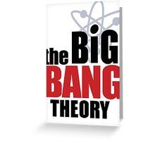 The Big Bang Theory Greeting Card