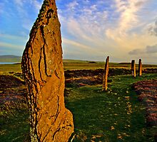 Standing Stones by Panalot