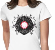 Look in to my eyes tshirt Womens Fitted T-Shirt
