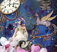 dreaming by Alicia Pellón