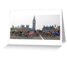LONDON, TOUR OF BRITAIN Greeting Card