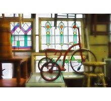 Montreal Antique Shop Photographic Print