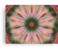 Luminescent Flower Canvas Print