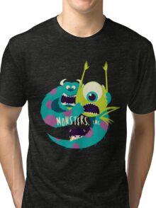 Monsters, Inc. Tri-blend T-Shirt