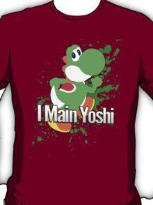 I Main Yoshi - Super Smash Bros. T-Shirt
