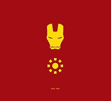 iron man  by amyskhaleesi