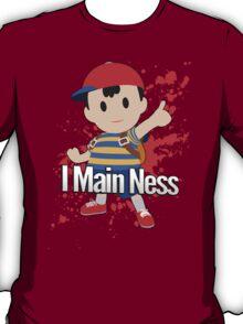 I Main Ness - Super Smash Bros. T-Shirt