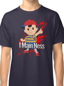 I Main Ness - Super Smash Bros. Classic T-Shirt