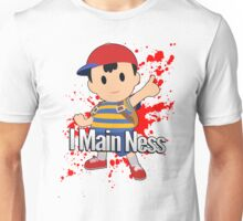 I Main Ness - Super Smash Bros. Unisex T-Shirt