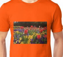 A touch of colour, Floriade, Canberra, 2011 Unisex T-Shirt