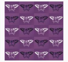 Purple Fantasy One Piece - Short Sleeve