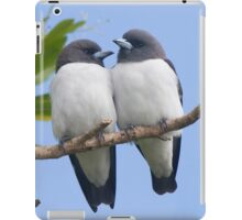 Wind Protection iPad Case/Skin