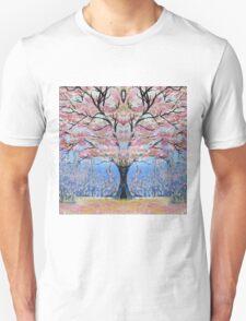 Cherry Blossom Tree of Life  T-Shirt