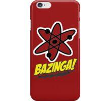 Bazinga Theory! iPhone Case/Skin