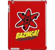 Bazinga Theory! iPad Case/Skin