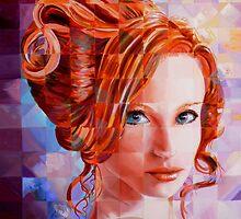 Bright eyes by Robert Doesburg