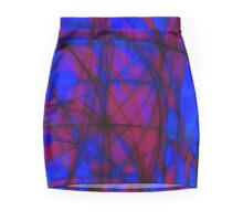 Blue Moon, your saw me standing alone! Pencil Skirt