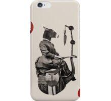 Anthropomorphic N°15 iPhone Case/Skin