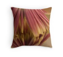 Multi- Colored Reflections Throw Pillow
