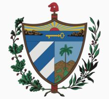 Cuban coat of arms by BrewMasterMD
