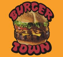Come on Down to Burger Town by SimplyMrHill