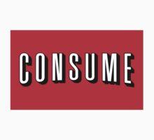 Consume (Sticker) by thom2maro