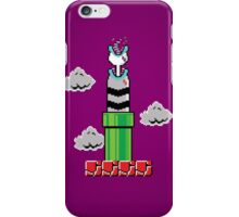 8 Bit Sand Snake iPhone Case/Skin