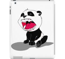 Yawning Panda Cub iPad Case/Skin