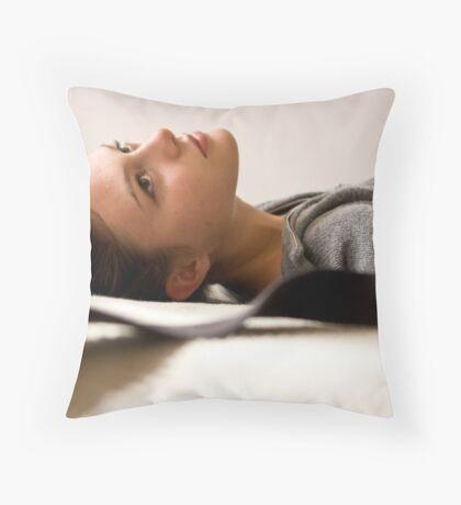 tamara 24 Throw Pillow