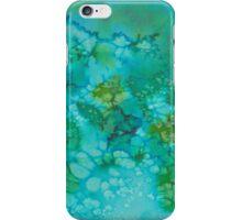 River greens iPhone Case/Skin
