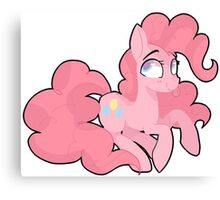 My Little Pony: Friendship is Magic Pinkie Pie Canvas Print