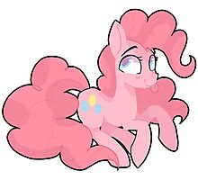 My Little Pony: Friendship is Magic Pinkie Pie Photographic Print