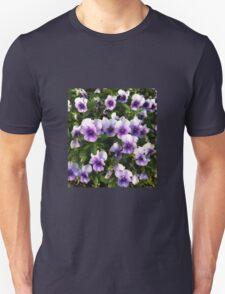 Spring Time Pansies T-Shirt