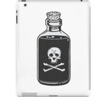 Poison  Bottle iPad Case/Skin