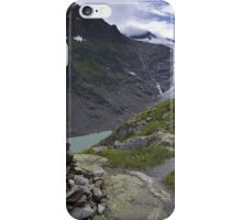 trift glacier iPhone Case/Skin