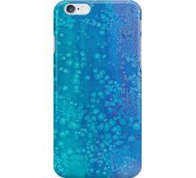 Bubbling Seas iPhone Case/Skin