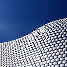 Blue Selfridges by Lynn Ede