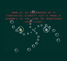 Classic 80's arcade games: Bubble Bobble T-Shirt