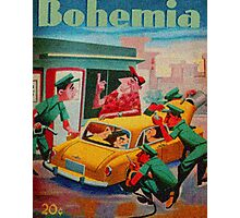 BOHEMIA  Photographic Print