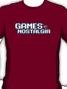 GamesNostalgia T-Shirt