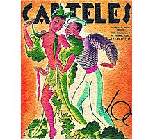 CARTELES RUMBA Photographic Print