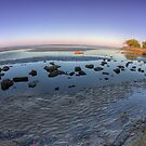 Sandgate fisheye by Richard Majlinder