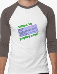Insurance Lobby Men's Baseball ¾ T-Shirt